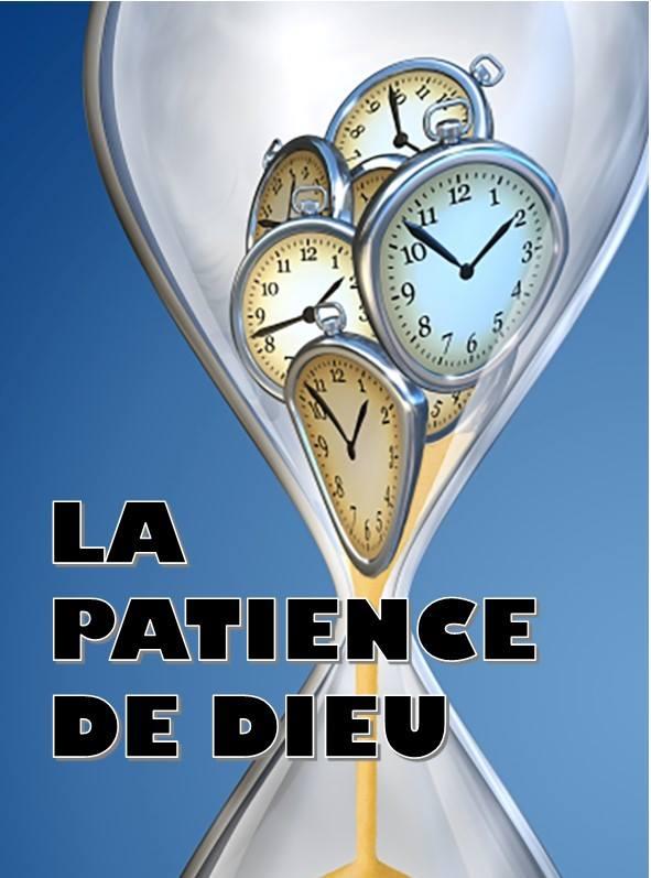Prédication du 21 Janvier 2018: LA PATIENCE DE DIEU