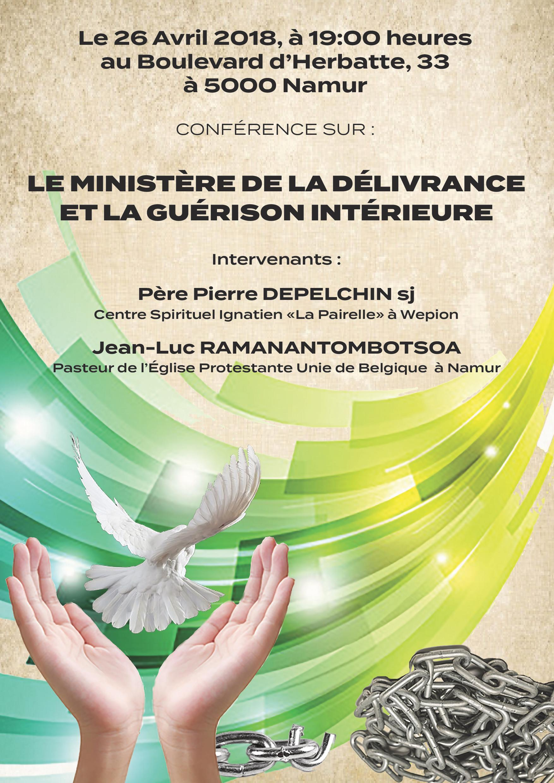 (Vidéo): LE MINISTÈRE DE DÉLIVRANCE ET LA GUÉRISON INTÉRIEURE