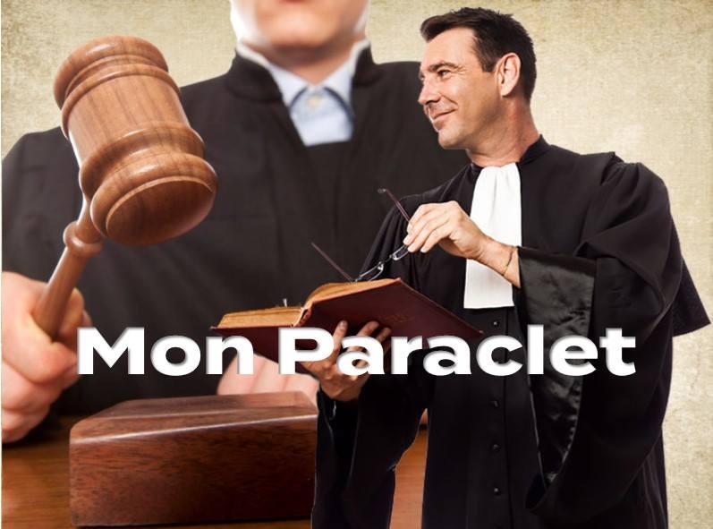 Prédication du 15 Avril 2018: MON PARACLET