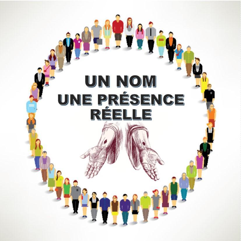 Prédication du 22 Avril 2018: UN NOM….. UNE PRESENCE
