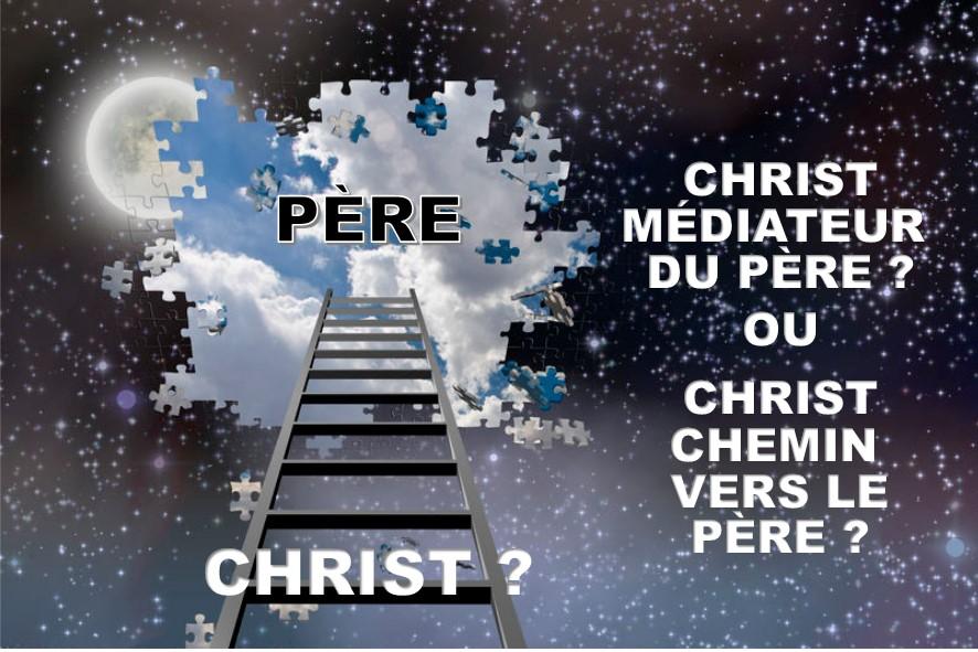 Prédication du 18 Novembre 2018: LE CHRIST MÉDIATEUR DU PÈRE? ou CHEMIN VERS LE PÈRE?