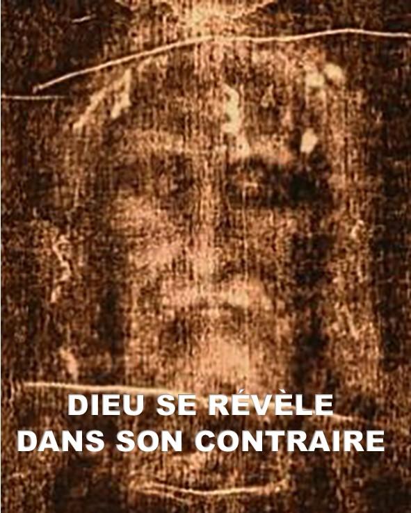 Prédication du 11 Novembre 2018: DIEU SE RÉVÈLE DANS SON CONTRAIRE.