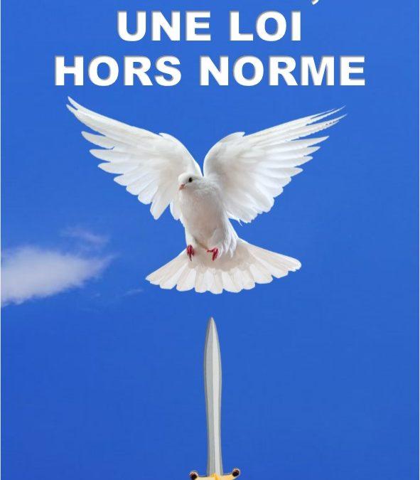 L'AMOUR! UNE LOI HORS NORME ET HORS PARADIGME (Prédication du 23 Février 2020)