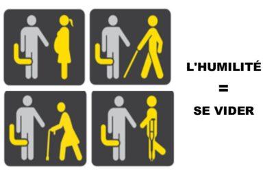 HUMILITE = SE VIDER (Prédication du 27 Septembre 2020)