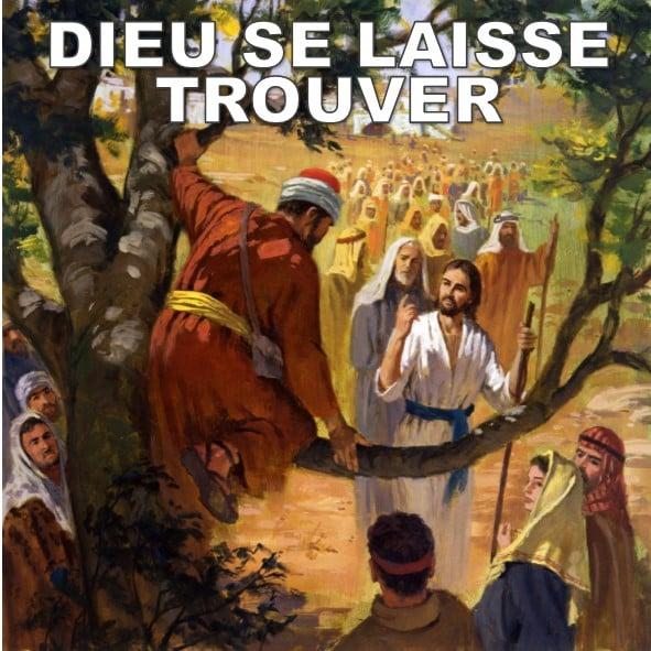 DIEU SE LAISSE TROUVER (Prédication du 17 Janvier 2021)